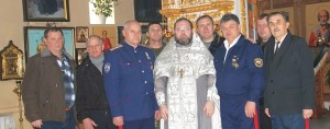 25 января 2015 г.  панихида по казакам